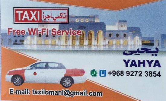Oman-Taxi