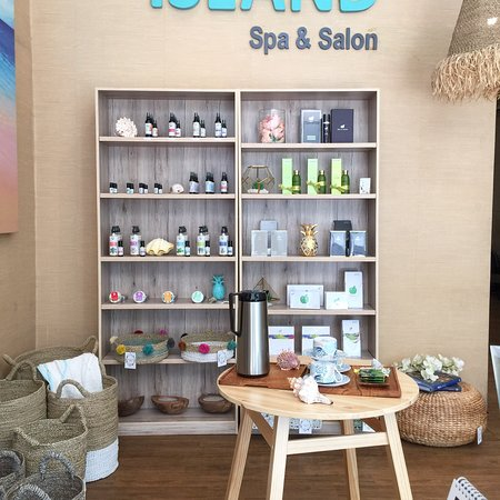 Island Spa & Salon
