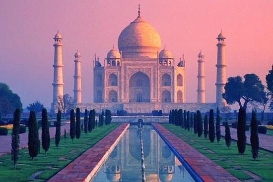 Recorrido por la ciudad privado de Agra...