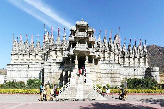 Excursão de meio dia ao templo Jain...