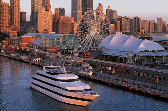 Crucero con cena Odyssey por Chicago