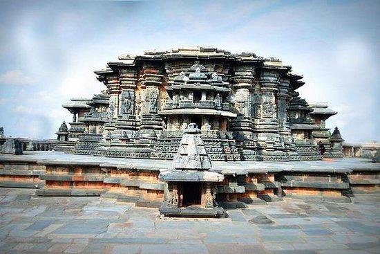 Privat tur: Ancient Temples of Belur...