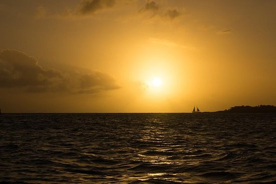 Champagne Sunset Cruise of St. Maarten
