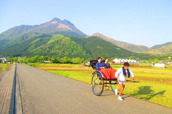 Hot Spring Capital of Yufuin Rickshaw...