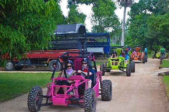 Punta Cana Off-Road Dune Buggy...