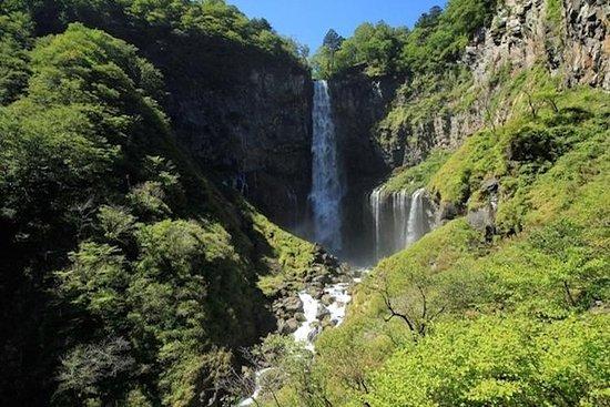 列車で行く日光日帰りツアー:華厳の滝、日光東照宮、日本酒