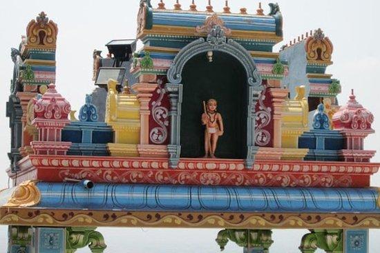 Tur til Marudamalai Temple i...