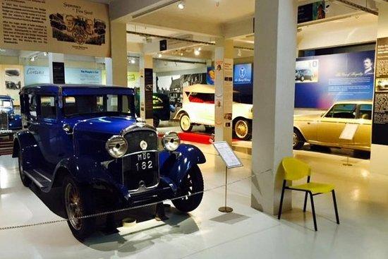 Tur til Gedee bilmuseum i Coimbatore