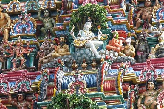 Tour to Kapaleeshwarar Temple...