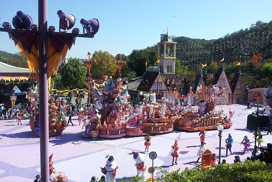 Everland of Lotte World Theme Park ...