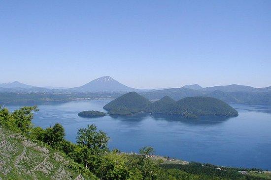 札幌からのプライベートな洞爺湖と登別観光