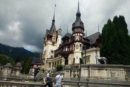 Viagem de um dia na Transilvânia...
