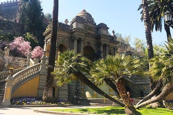 Excursão a pé em Santiago (LGBT)