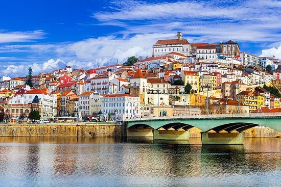 Coimbra & Aveiro Full Day Private...