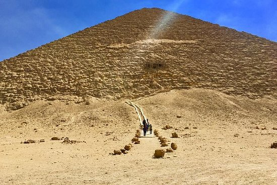 Private tour of Giza Pyramids,Saqqara...