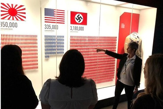 Early Access Tour - The National WWII...