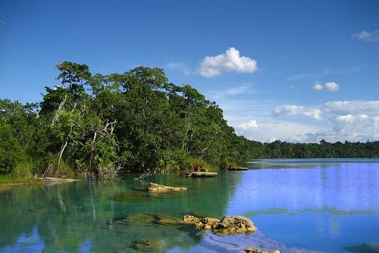 Laguna de Lachua Ganzer Tag