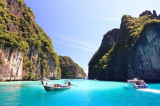 Excursión a la isla Phi Phi en lancha...