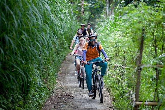 Biken durch Paradise Bali Beauty