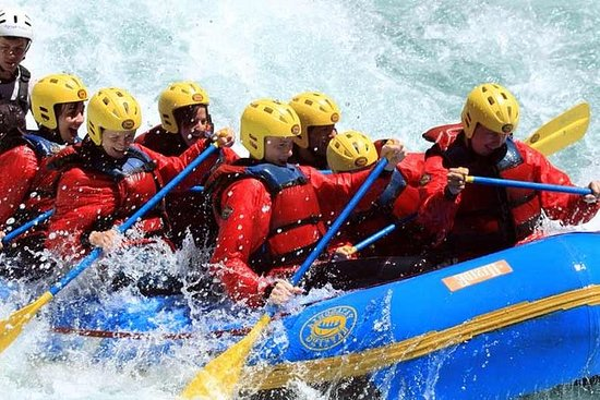 Rafting Manso River to the...