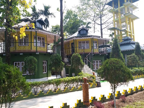 Uttar Kalamati, India: Forest inn resort