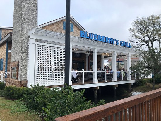 Blueberry S Grill North Myrtle Beach Restaurant Reviews