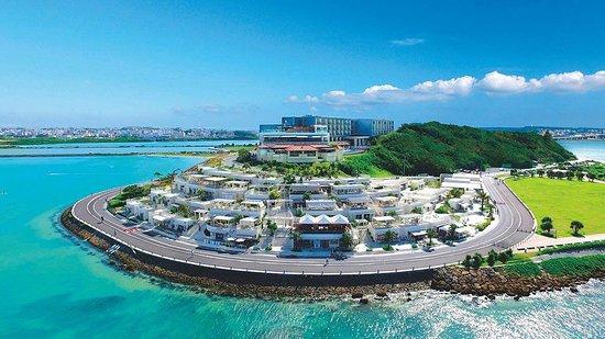 Томигусуку, Япония: 那覇空港から車で15分、癒しと感動のアイランドリゾート「瀬長島ウミカジテラス」