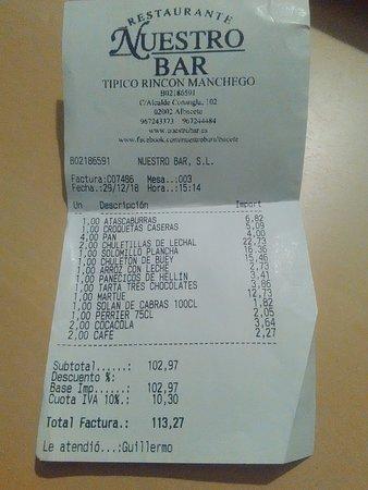 imagen Nuestro Bar en Albacete