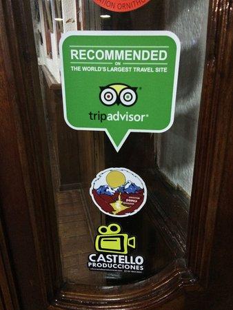 Baeza, Ecuador: Bar Restaurant Gina