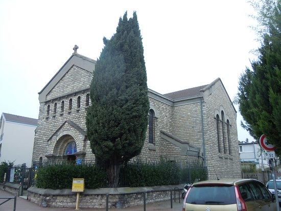 Eglise Notre-Dame de Toutes Graces