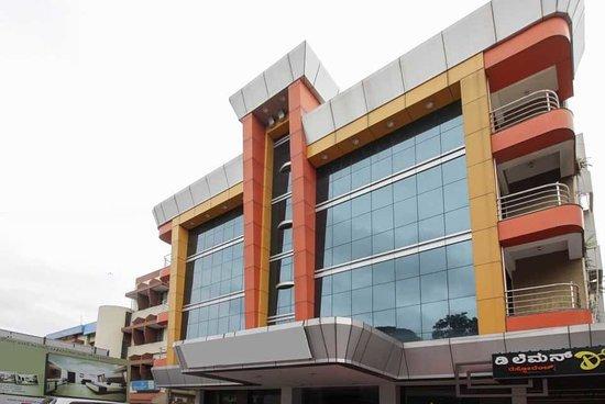 Window View - Picture of S K Contenental, Mysuru (Mysore) - Tripadvisor