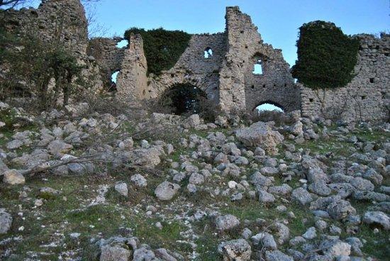 Olevano sul Tusciano, Ý: Il Castello