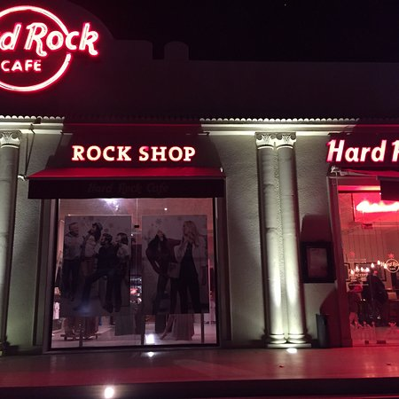 Hard Rock Cafe Port El Kantaoui