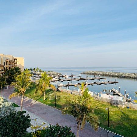 Excellent 1-night stay at Fairmont Fujairah Beach Resort