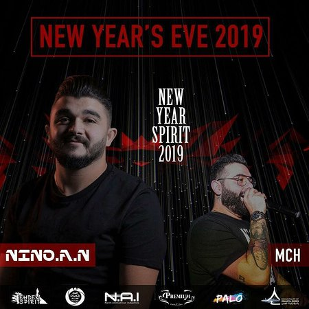 Ehden, Lebanon: New Year's Eve party at the Miden with magical Countdown