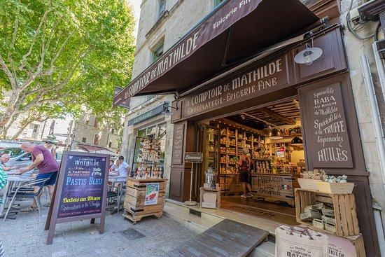 Le Comptoir de Mathilde