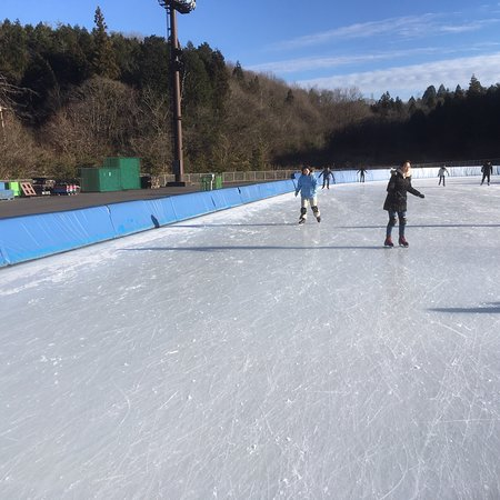Gifu Crystal Park Ena Skating