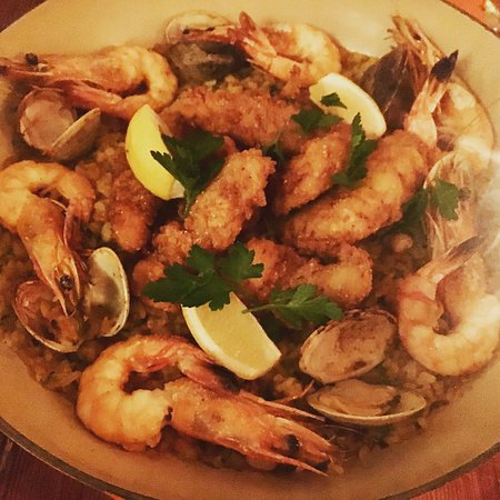 The Grocery: Low Country Seafood Pilau