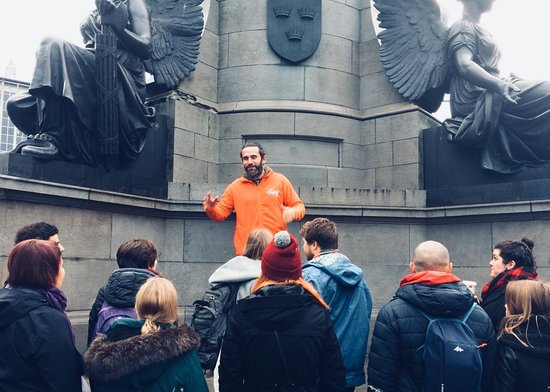 Free Walking Tour Dublin