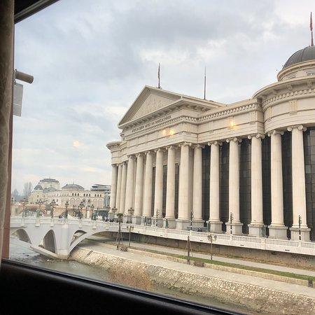 Different experience in Skopje