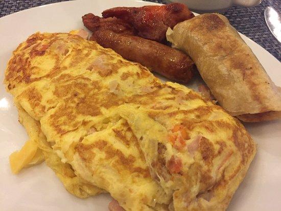 بلازا بايتيلا إن هوتل: The morning breakfast is really good!