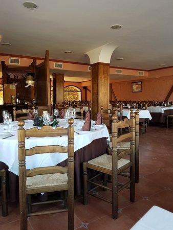 Losar de la Vera, Espanha: Restaurante Las Brasas