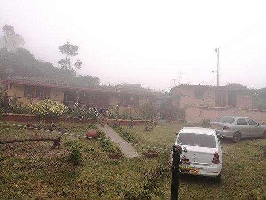 Mutiscua, Колумбия: Cabaña Shamba La