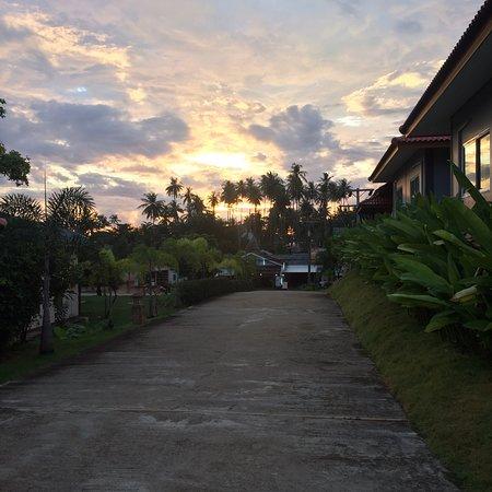 Schönes Resort zum Wohlfühlen