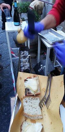 写真Good Street Food Mangiare in Liberta枚