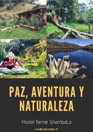 Mutiscua, Колумбия: Tenemos diferentes actividades para ofrecer durante su estadía, visítanos!!!!
