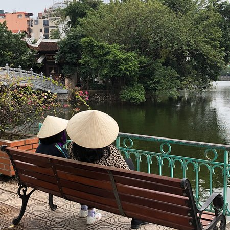 The best place to stay in Hanoi