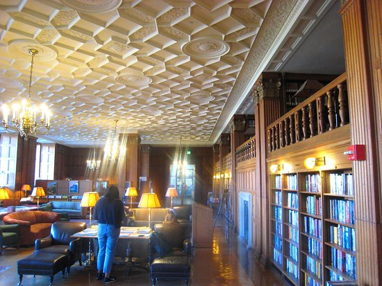 Luxurious Picture Of Doe Library
