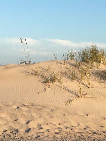 Topsail Island, Carolina do Norte: Sand Dunes