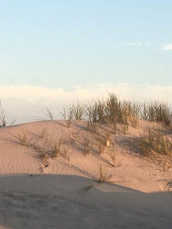 Topsail Island, Karolina Północna: Topsail Dunes